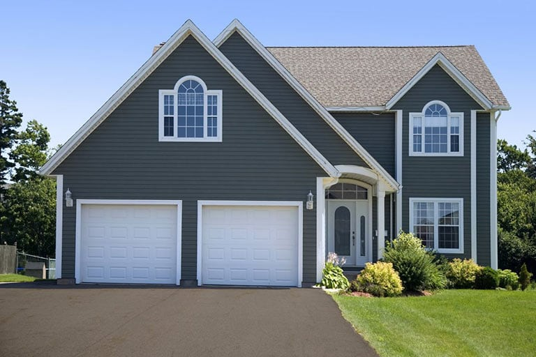 house with vinyl siding installation in Mount Prospect